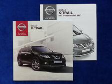 Nissan X-Trail MJ 2015 - Prospekt Brochure + Preisliste 04.2015