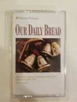 Our Daily Bread~Majestic Christmas~Cassette Tape~SEALED/NEW~FREE SHIPPING!!