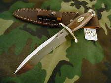 RANDALL KNIFE KNIVES SMALL SASQUATCH ,SS,LH,SC,WH,NP,FSB  #A850