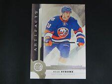 2016-17 UD Artifacts #6 Ryan Strome New York Islanders