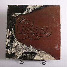 Chicago -X Album Columbia Records 1976 Original Vintage Vinyl Classic Record