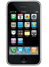 Apple iPhone 3GS - 8GB - Black ( Tellus Carrier Only ) Preowned cosmetic inbox