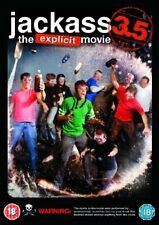 Jackass 3.5 [DVD] By Johnny Knoxville,Ryan Dunn.