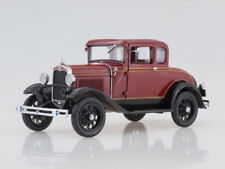 Scale model 1/18 1931 Ford Model A Coupe (Red)