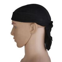 1x Anti-UV Wrap Tie Bandana Hat Pirate Scarf Skull Cap Bike Cycling Sport