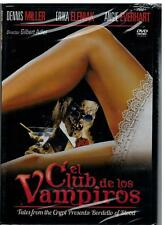 El club de los vampiros (Tales from the Crypt Presents Bordello of Blood) (DVD N