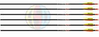 Easton XX75 Tribute Arrows Precise Aluminium Arrows Custom Sizes & Quantity