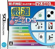 Used DS Wi-Fi Taiou: Gensen Table Game  NINTENDO JAPANESE IMPORT