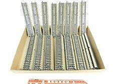 bc11-2 #35x MÄRKLIN H0/AC 5106 piezas de vía / carriles recto (M PISTA ) MUY
