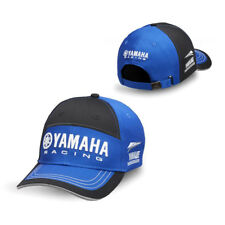 Genuine Yamaha Paddock Blue Race Cap Hat Brand New With Tags