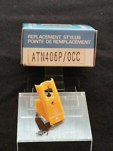 NEW Needle Audio Technica ATN-406P/OCC - GENUINE Replacement Stylus