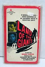1968 LAND OF THE GIANTS TV Paperback Book