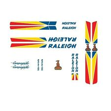 Raleigh Professional / Systeme U Bicycle Decals, Transfers, Stickers n.25