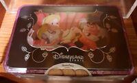 Boïte Assortiment Sablés / Biscuits beurre Chocolat Noir + Lait Disneyland Paris