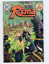 Rima #3 DC 1974