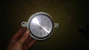 1977 - 1980 Buick Lesabre Electra Park Avenue riviera Clock TESTED WORKS OEM