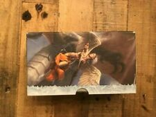 EMPTY Magic the Gathering MTG COLDSNAP 500ct Deck Box from Fat Pack