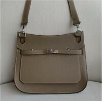 Women Luxury Handbag Genuine Leather Shoulder Bag Messenger Crossbody Bag Black