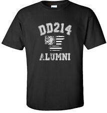 DD 214 Alumni Flag T-Shirt