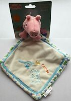 "BABY/NEWBORN/TODDLER ""GEORGE PIG"" + OTHER BLANKET COMFORTER/BABY SHOWER GIFT"