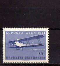 Austria - Scott # 660 - Fmnh - 1961