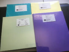 Creative Memories Photo Mounting Paper 10x12 Lot of 4 (10 Sheets Each)New