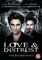 LOVE AND DISTRUST - DVD - REGION 2 UK