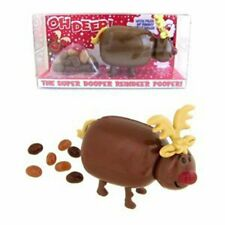The Super Dooper Reindeer Pooper Jelly Bean Dispenser