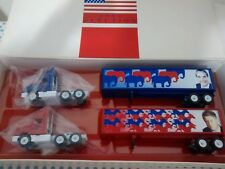 Winross 1996 Election Clinton & Dole election truck
