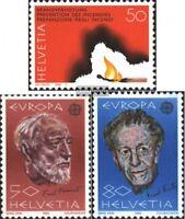 Schweiz 1283,1294,1295 (kompl.Ausg.) gestempelt 1984 Sondermarken