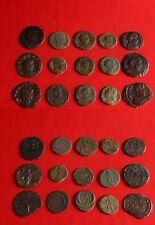 IMPERIO ROMANO LOTE DE 15 MONEDAS ROMANAS