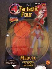 FANTASTIC FOUR MEDUSA FIGURE TOYBIZ MARVEL INHUMANS MOC toy biz vintage
