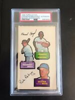 1968 TOPPS PSA A TOM SEAVER ACTION ALL-STAR STICKERS— SHARP💥*** (wph)