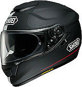 SHOEI GT-AIR WANDERER 2 TC-5 BLACK/WHITE MOTORCYCLE HELMET- SMALL