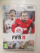 FIFA 11 (Nintendo Wii, 2010) PAL COMPLETE