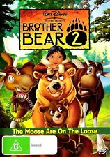 BROTHER BEAR 2 : NEW DVD