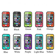 Redpepper-Waterproof Dirt ShockProof Hard Case Cover for iPhone 5SE 6s 7 8Plus