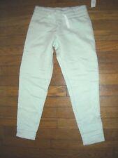 NWT old navy mint blue sweat pants pajama bottoms pj jammies sz medium 8 girls