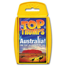 Top Trumps Australia NEW