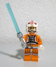 Luke Skywalker Pilot Rebel X-Wing 75049 Star Wars LEGO Minifigure Figure