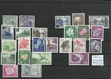 NORFOLK ISLANDS  @  Year 1956-1961  Complete MNH  @ @ Norf.17