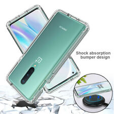 OEM For OnePlus 8 Phone Case Slim Crystal Clear Shockproof  TPU Back Cover