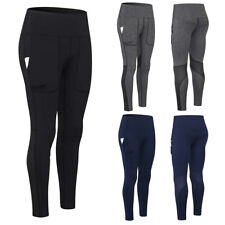 Women Yoga High Waist Sports Trousers Fitness Running Quick Dry Tights Pants