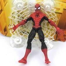"""6"""" Marvel Comics Super Heroes Spider Man Spiderman Classics Figure 2008 Black"""