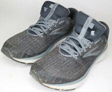 Brooks Ghost 11 Grey Men's Running Shoes Size 11 Medium (D)1102881D003