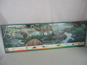 VALLEY OF THE GIANTS 1991 Huge RARE Print FRANCISCO ORDAZ Jr. ADEL P/UP #4222