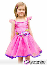 6-8 years Flower Fairy Cerise by Travis Dress Up By Design