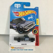 Mazda Repu #286 * Grey * 2017 Hot Wheels * NF24