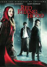 Red Riding Hood ~ Amanda Seyfried Gary Oldman Virginia Madsen ~ DVD