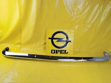 ORIGINAL Opel Kadett C Stoßstange vorne 1.Serie Chrom Stoßfänger Bumper